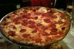 Classic NY Pizza John's of Bleecker Street